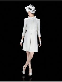 Karl Lagerfeld - Modemethode I Mein Artikel auf Spook #FrehaBehaErichson #allwhite #Chanel Kunsthalle Bonn