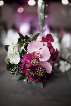Brautstrauß | Orchideen