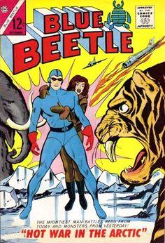 Charlton Comics Blue Beetle