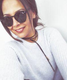 ������ #choker #sun #rayban #sunglasses #mac #lipstick #potd #picoftheday #love #life #woman #girl #pullover #fashion #brunette #greeneyes #smile #russian #german #selfie #instafashion #like4like #likeforlike #relaxing #doyourthing #thankful #smile #la #landshut #photography #deardarling http://tipsrazzi.com/ipost/1505951924759170543/?code=BTmN0v0Fg3v