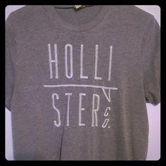 Men's Hollister t-shirt Like new Hollister Tops Tees - Short Sleeve