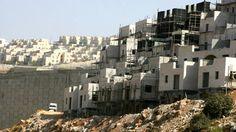 Israel stimmt dem Bau von weiteren 300 Wohnungen im Westjordanland zu