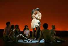One of the most moving scenes I have ever witnessed in musical theater. Somewhere - West Side Story