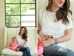 Mommy and me jewelry by #katiewaltman