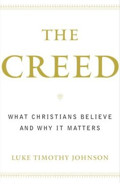 The Creed: What Christians Believe and Why it Matters by ... http://www.amazon.com/dp/0385502478/ref=cm_sw_r_pi_dp_x.fgxb1NZ7W1K