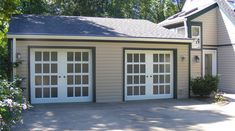 Customize Athena Martin gives you a multitude of options for making your garage door your very own. Martin Garage Doors, Carriage Garage Doors, Residential Garage Doors, Steel Paint, Aluminium Doors, House Doors, Noise Reduction