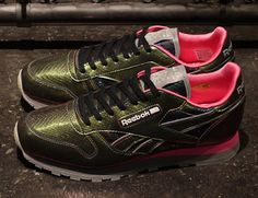 ab76c52f5a1 Limited Edt. x Reebok Classic Leather - SneakerNews.com
