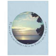 Universe Photo Scenery Quote by Kat Worth Fleece Blanket - diy cyo customize create your own personalize