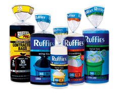 Save $0.50 on Ruffies Trash Bags: $1.12 at Walmart | | The Krazy Coupon LadyThe Krazy Coupon Lady
