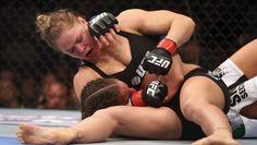 Ronda-Rousey-side-control #armbarnation
