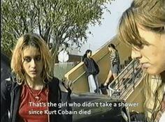 Kurt Cobain, Teen Movies, Riot Grrrl, Brain Dump, Take A Shower, My Vibe, Photo Dump, Mood Pics, The Girl Who