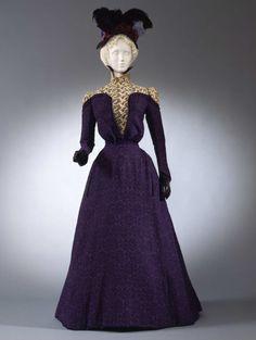 Dress 1899 Collection Galleria del Costume di Palazzo Pitti