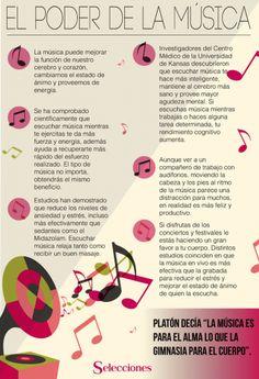 beneficios musica - Buscar con Google