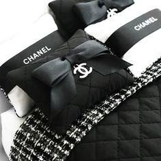 bedding set chanel - Recherche Google