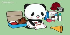 Rakuten Panda