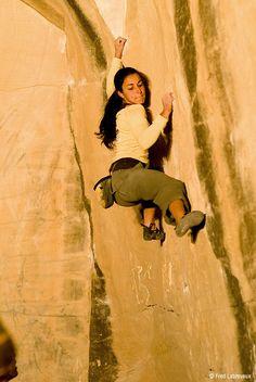 ˚Amazing Rock Climbing