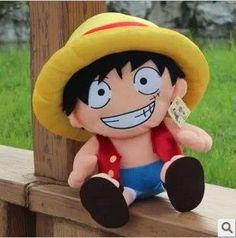 Japan Anime Cute One Piece Monkey D Luffy