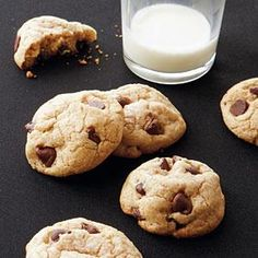Browned Butter Chocolate Chip Cookies   MyRecipes.com