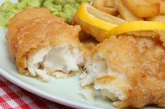 Fish Batter Newfoundland Recipe. Cookbook of Traditional Newfoundland Meals by Newfoundland.ws