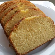 Gewone cake