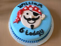 Cakey Goodness » Blog Archive Pirate Cake