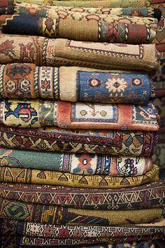 bohemian style textile
