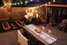 With the right textiles and accessories you can go from a plain ole patio or deck to a stylish outdoor room.