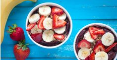 Take a day off dining out with this healthy acai bowl recipe that will leave you feeling as if you've just been on an exotic Amazonian adventure.