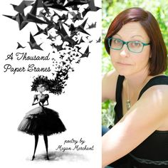 FINISHING LINE PRESS CHAPBOOK OF THE DAY: A Thousand Paper Cranes  by Megan Merchant  $13.99, paper  https://www.finishinglinepress.com/product/a-thousand-paper-cranes-by-megan-merchant/  Megan Merchant is mostly forthcoming. She is the author of two full-length poetry collections: Gravel Ghosts (available now through Glass Lyre Press) The Dark's Humming (Winner of the 2015 Lyrebird Prize, Glass Lyre Press, forthcoming 2017), four chapbooks and a forthcoming children's book with Philomel…
