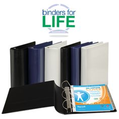 DXL/Contour Cover Ergonomic View - D-Ring    Designed with elegance, the DXL heavy duty binder solves the common problem of overhanging top-loading sheet protectors and index tabs with patented construction.