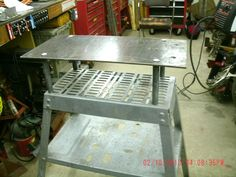Need a cheap welding table - ideas? - WeldingWeb™ - Welding forum for pros and enthusiasts