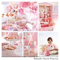 Lovely tea party ideas