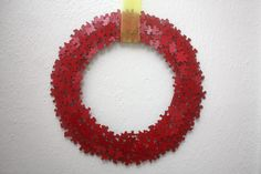 How to Make a Puzzle Wreath : Factory Direct Craft Blog... as much as kids love puzzles, they'll love a puzzle wreath for their play space and you'll love to have a way to use up all those sad puzzles that are no longer complete! Difficulty level: Easy Time required: 1 hour plus dry time