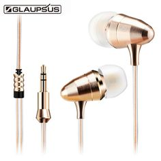 Find More Earphones & Headphones Information about GLAUPSUS G03 In Ear Piston Earphones Super Bass Stereo Headphones Metal Headset With Mic Portable Earphone,High Quality headset,China headset line Suppliers, Cheap headset tv from Jetsun Technology on Aliexpress.com