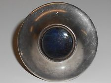 VINTAGE OWN JOHANSSON STERLING SILVER RING 1973 FINLAND (4WA)