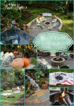 Backyard Project Reveal | All Things Heart and Home