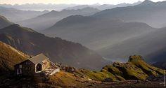 Hiking above Les Diablerets © Christophe Racat Snowboard, Ski, Mountain Biking, Switzerland, Mount Everest, Hiking, Bicycle, Mountains, Nature