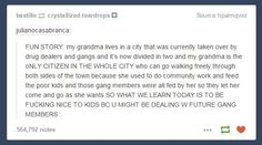 This is the kind of grandma I want to be
