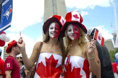 Canada Day: Rock stars, football and history highlight Canada's 145th birthday