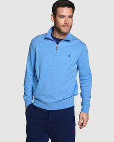 Sudadera de hombre Polo Ralph Lauren azul