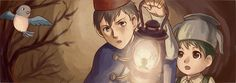Over the garden wall by fangcovenly on DeviantArt Good Cartoons, Over The Garden Wall, Steven Universe, Beast, In This Moment, Gallery, Madness, Tv Series, Anime