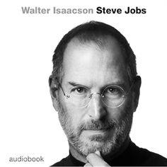 Audiobook Steve Jobs  - autor Walter Isaacson   - czyta Jarosław Łukomski