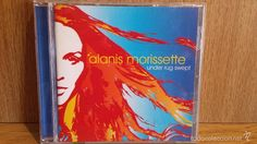 ALANIS MORISSETTE. CD / MAVERICK RECORDING - 2002. 11 TEMAS / MUY BUENA CALIDAD.