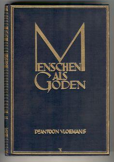 Cover design: Tine Baanders, 1930
