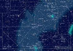 The double star Adhara, globular cluster NGC 2298, and Hubble's Variable Nebula (NGC 2261) | Astronomy.com