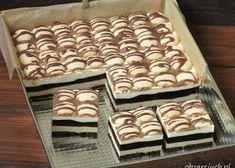 Ciasto Napoleon z 3 składników - Obżarciuch Food Gallery, Good Food, Yummy Food, Polish Recipes, Homemade Cakes, No Bake Cake, Sweet Recipes, Sweet Tooth, Bakery