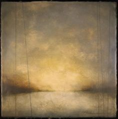 encaustic...love this luminous painting