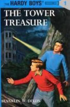 FRANKLIN W. DIXON Hardy Boys The Tower Tresure #1-2002 Edition