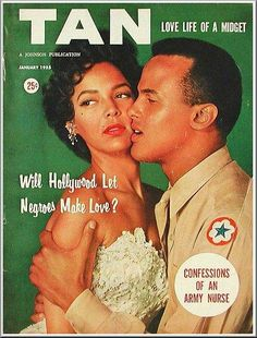 love this picture of dorothy dandridge + harry belafonte