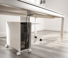 Cable management | Desks-Workstations | Omega | Systemtronic. Check it out on Architonic